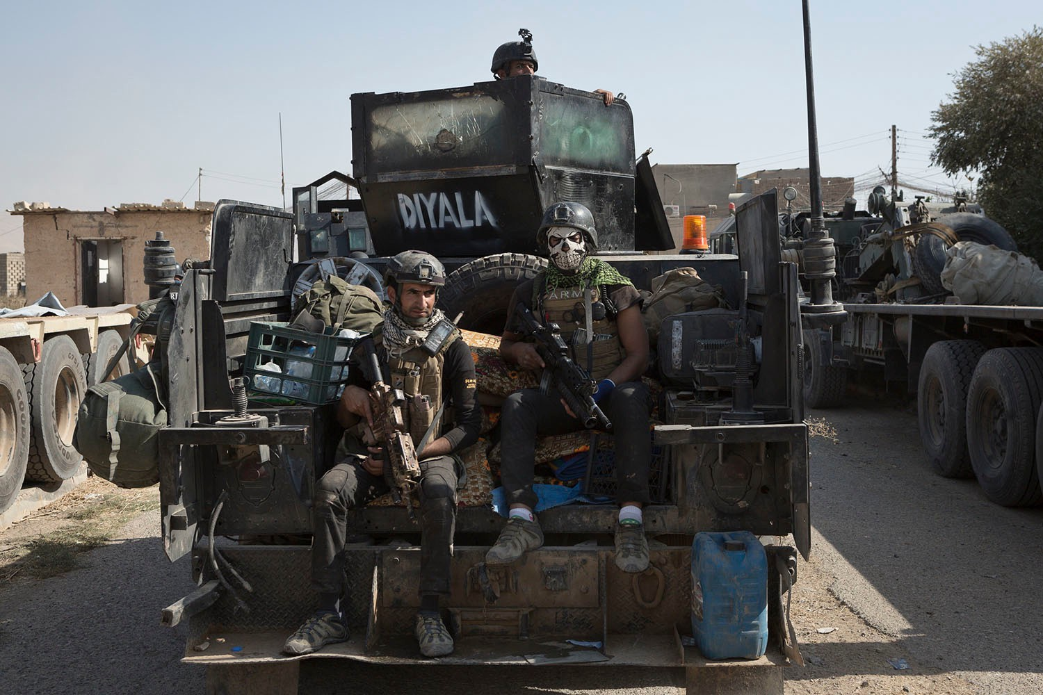The Stronghold of Mosul
