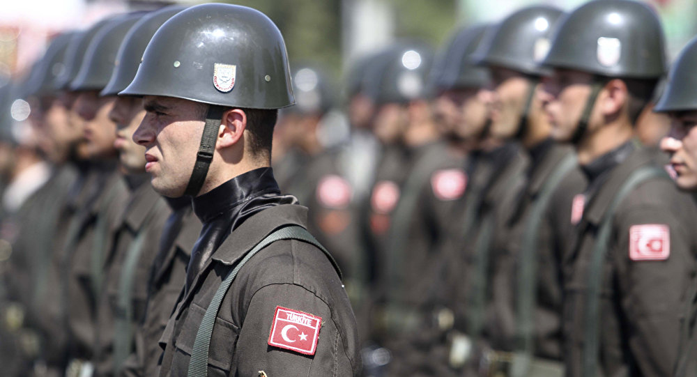 Media: Turkish Servicemen Deployed at Ramstein Airbase Ask Germany to Provide Political Asylum