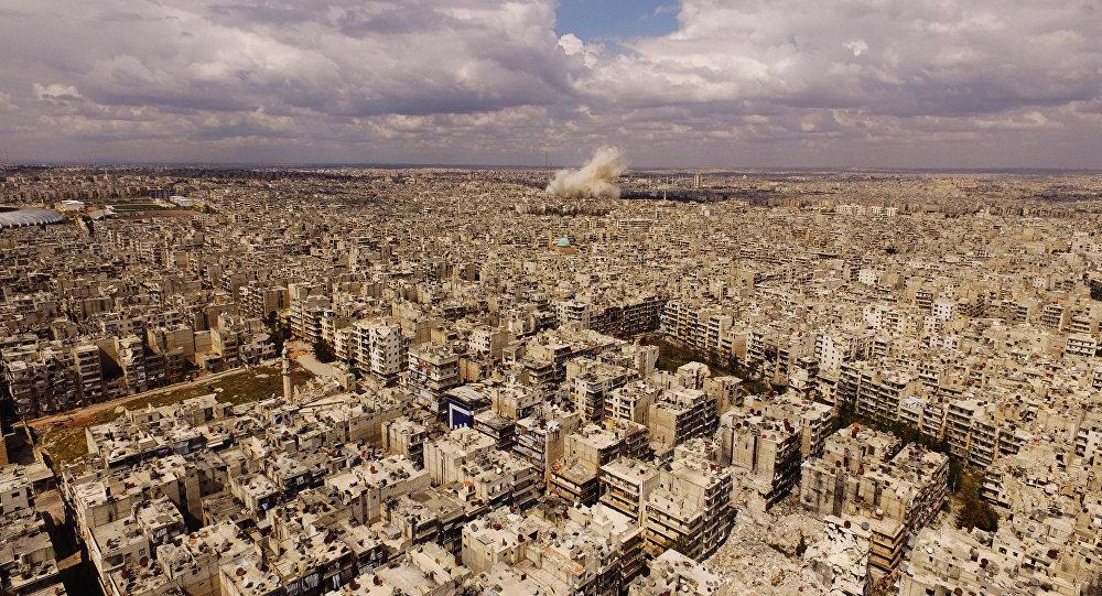Syrian Rebels Blocking Aleppo Civilians From Fleeing