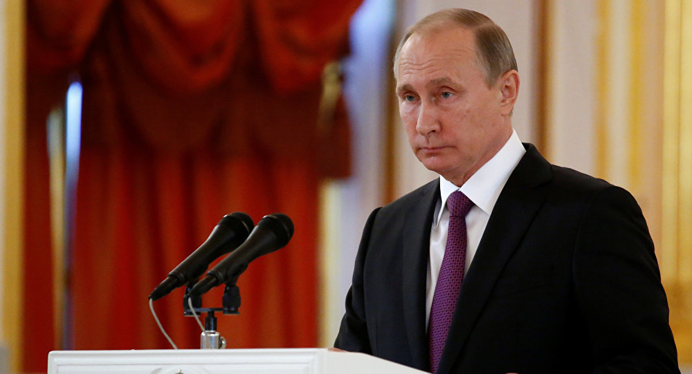 Putin: Russia Is Rready to Restore Relations with US