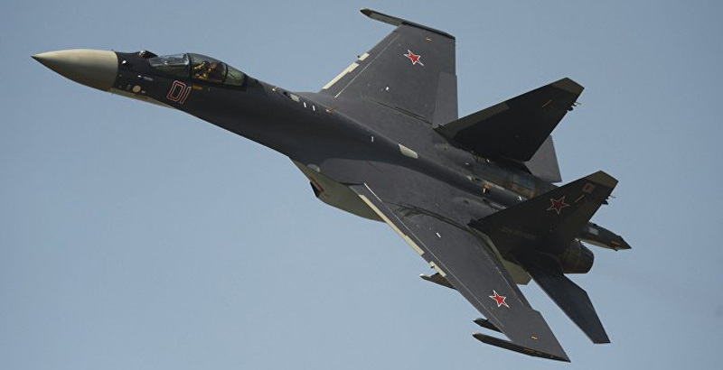 Russia Starts Supplies of Su-35 Fighter Jets to China
