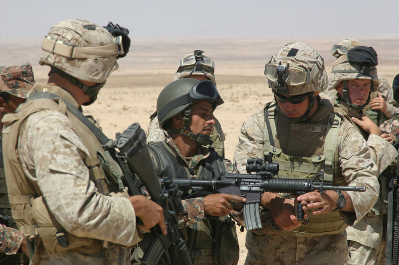 3 US Military Advisers Killed at Military Base in Jordan