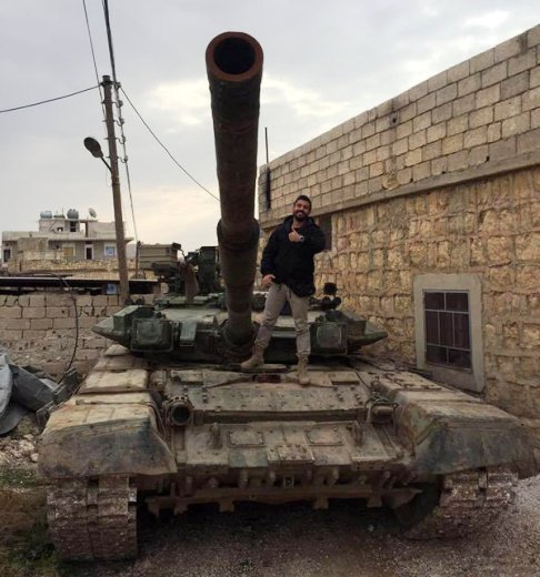 T-90 Tanks in Syria: Practice of Usage
