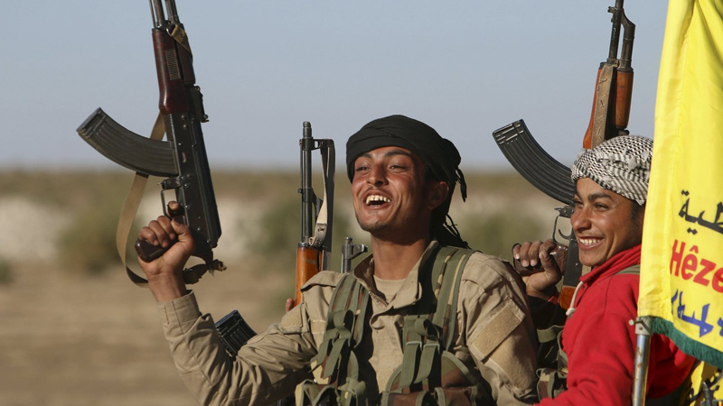 Kurdish-Led SDF: No Turkish Participation in Raqqa Operation