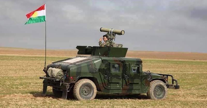 Iraqi Military Successfully Uses Russian Kornet Antitank Missile Systems