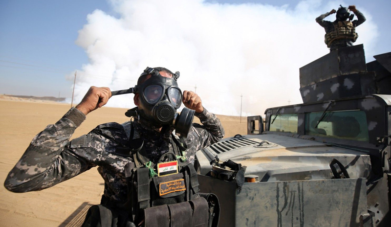Terrorists May Use Chemical Weapons in Mosul – US-led Coalition's Command