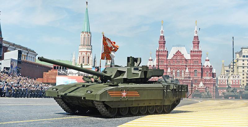 British Military Intelligence: Armata Tank Is Revolution in Tank-Building