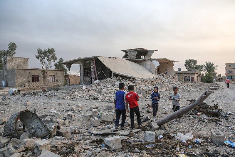 UNICEF: 12000 Children Killed Or Injured In Syrian War
