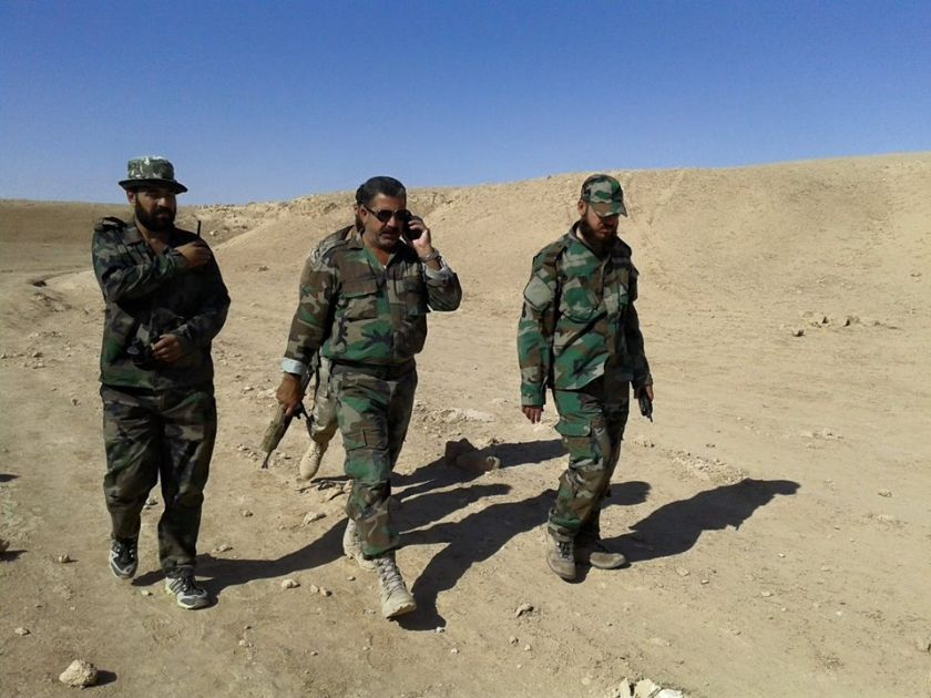 Field report: Syrian Army fights off ISIS at the gates of Deir Ezzor