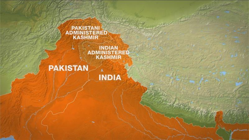 Intense Fighting Between India and Pakistan in Kashmir