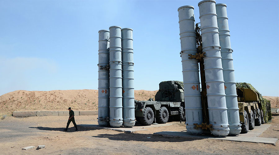 Senior Israeli Officer Says Syrian Crews Completed Training On S-300 System, Vows To Destroy It