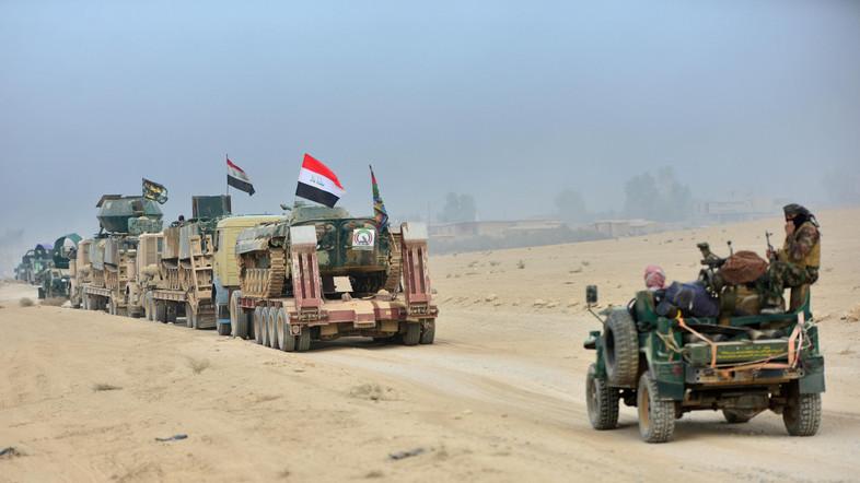 Popular Mobilization Units Eliminate 49 ISIS Terrorists, Destroy 5 Suicide Car Bombs