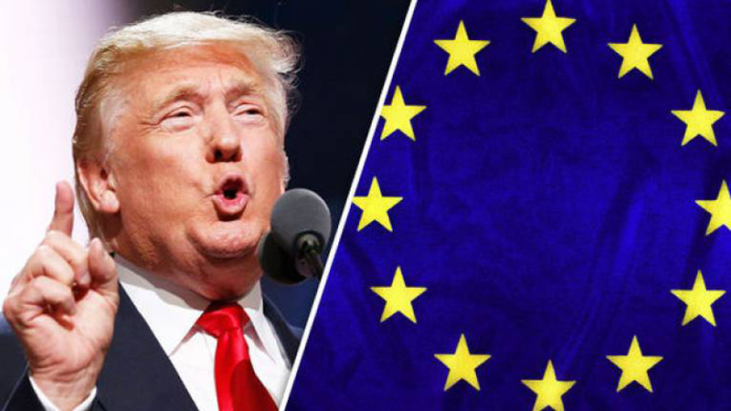 Media: Brussels Panics due to 'New Era' of Relations Between Russia & US