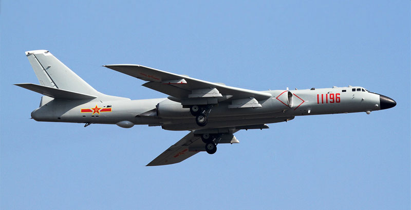 China Flies Fighter Jets & Reconnaissance Aircraft near Okinawa (AGAIN)