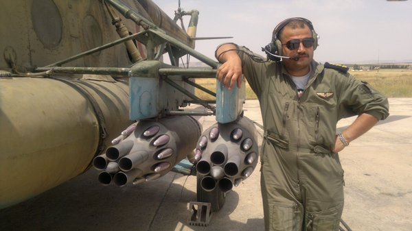 Syrian Air Force and Its Missiles (Photos)
