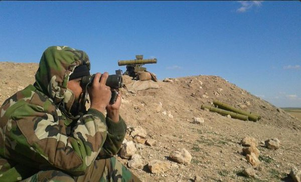 "Syrian Army to ""Unleash Hell"" over Northern Aleppo - Report"