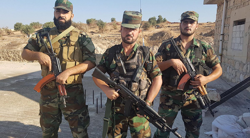 Syrian Special Forces Tasked with New Aleppo Offensive