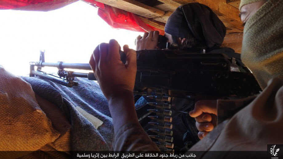 ISIS Cooperates with 'Moderate Opposition' Harassing Government Supply Route to Aleppo City (Photos)