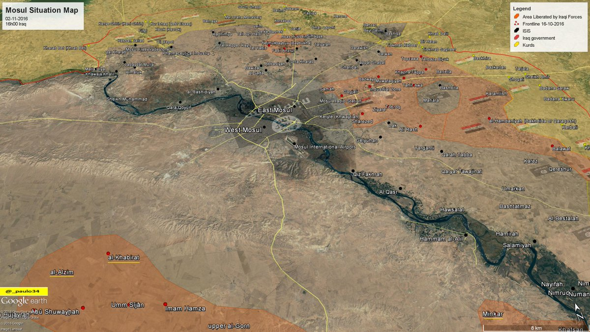 Mosul for Special Assignments