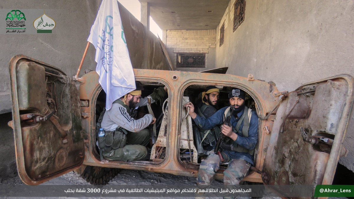 Govt Forces Repelled Jaish al-Fatah Fiercest Attack in Western Aleppo