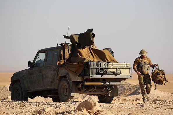 US Troops & Kurdish Militias Advance on Raqqa (Photos, Map, Infographics)