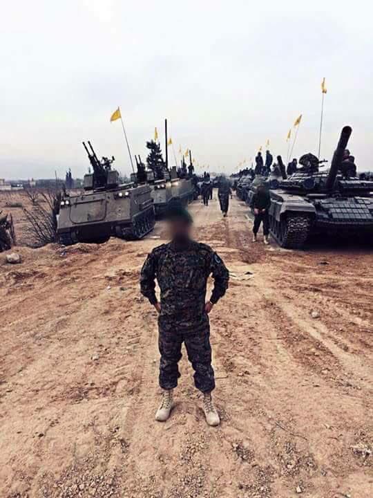 Hezbollah Hosts Military Parade in al-Qusayr near Damascus - Photo Report