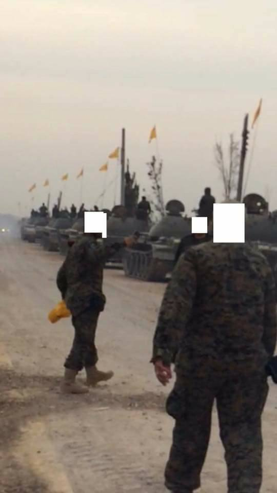 Hezbollah Hosts Military Parade in al-Qusayr near Damascus - Photo Report