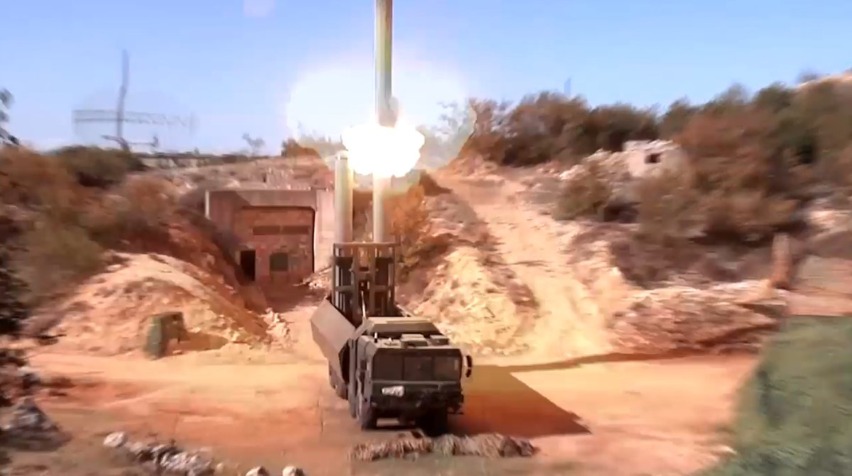 Russian Military Releases Rare Footage of Bastion Coastal Defence System Targeting Militants in Syria