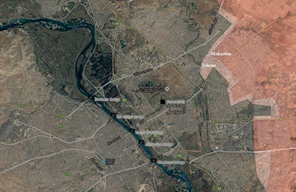 Iraqi Forces Liberate More Areas from ISIS in Mosul Countryside