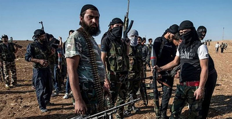 Pro-Turkish Militants Going to Open New Front in Aleppo