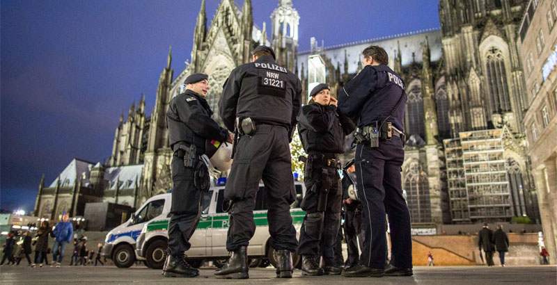 Helicopters & Mounted Police Will Try to Prevent Mass Sex Assaults on NYE in Cologne