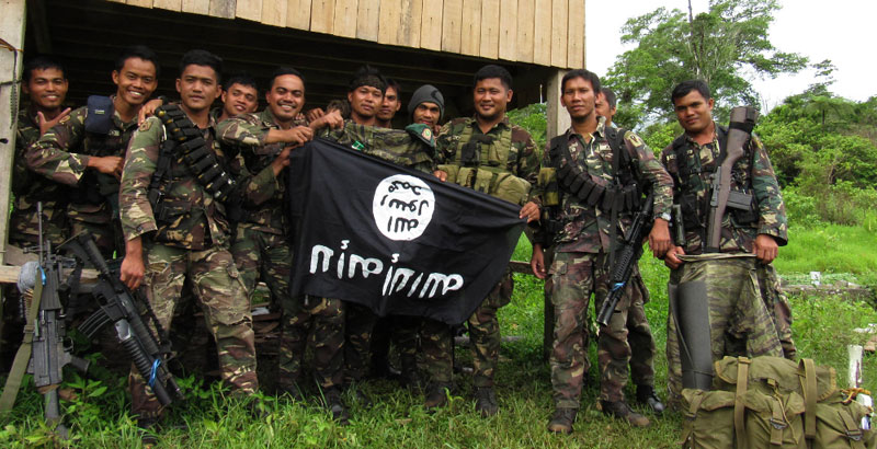 ISIS Declares Caliphate in Southern Philippines, Seizes Island