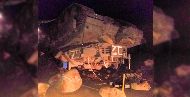 Israeli Tank Flips Over During Military Exercise: 1 Soldier Killed, 3 Wounded