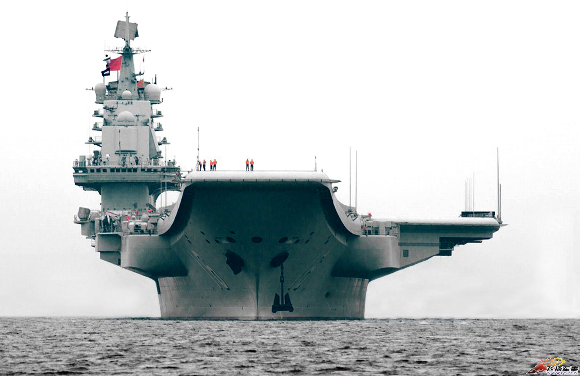 China Says Liaoning Aircraft Carrier Now Ready to 'Fight against Enemies'