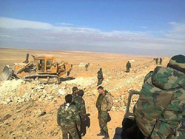 Syrian Army Foils ISIS Offensive in East Homs