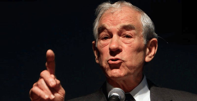List of 'Fake News' Journalists Revealed by Ron Paul