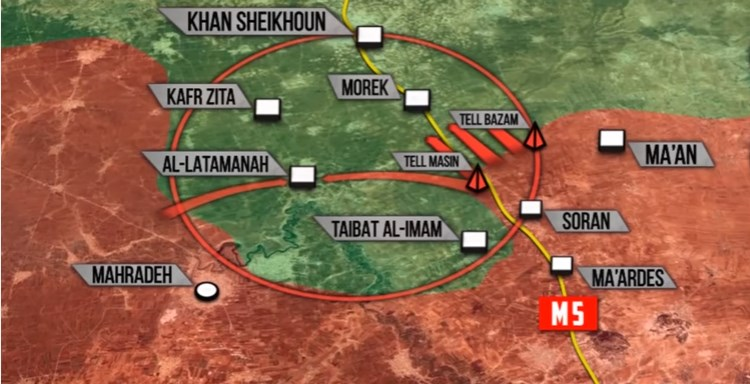 Militants Set Up New Operation Room to Countery Syrian Army's Offensive in Northern Hama