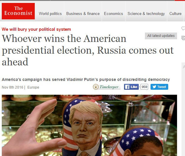 Former United States Ambassador to Russia: Putin Intervened in Our Elections and Scceeded