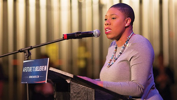 We Don't Need White People Leading Democratic Party – Sanders' Former Spokeswoman (Video)