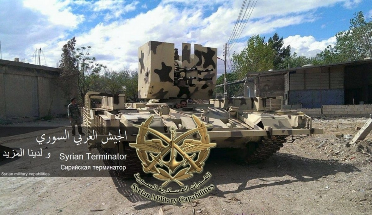 Syrian Army Implements New Approaches in Upgrading and Using Military Hardware