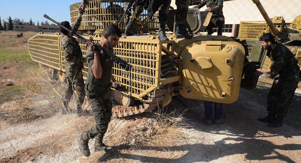 Jaysh Al-Fateh's Massive Offensive in West Aleppo Yields Little Progress and Heavy Casualties