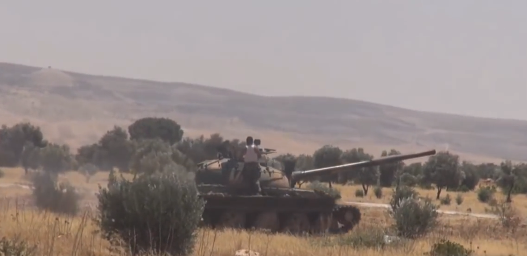 Syrian Army Reaches Outskirts of Strategic Northern Hama Town