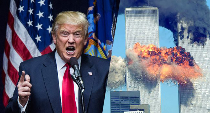 Trump Vows to Reopen 9/11 Investigation