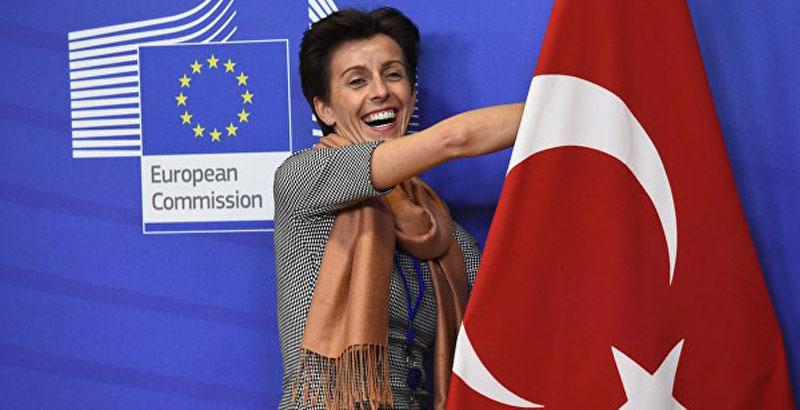 European Parliament Approves Interruption of Talks on Turkey's Accession to EU