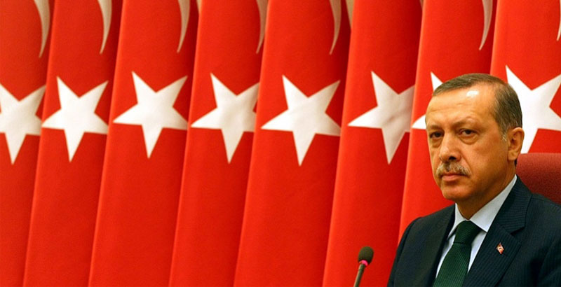 Erdogan Threatens EU to Open Border for Refugees