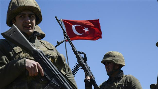 Turkish Armed Forces Attack Syrian Army in Latakia