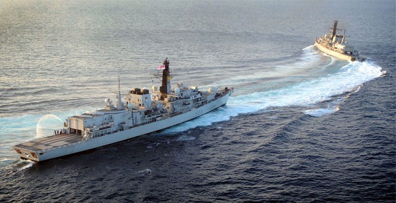 British Royal Navy Has 'Woefully Low' Number of Ships – Report