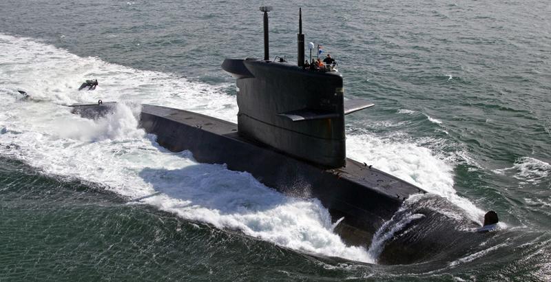 Russian MoD Catches NATO Submarine Spying Admiral Kuznetsov in Mediterranean