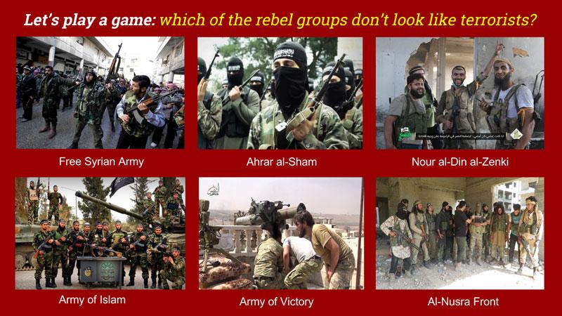 Heavy Infighting among Terrorist Groups Erupts in Syrian Idlib