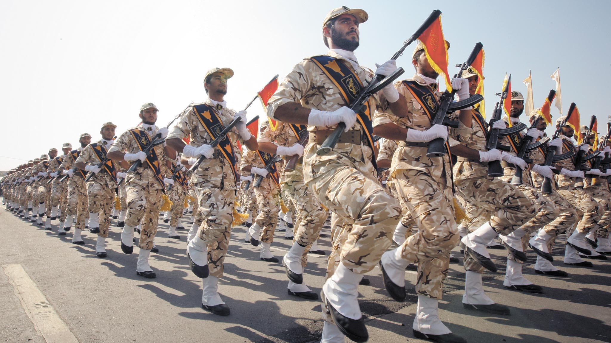 Iran's Islamic Revolutionary Guards Corps: a deep insight into Iran's most powerful institution
